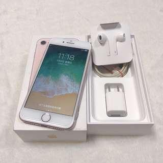 second hand IPHONE 7 128G Pink