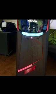 Asus gaming pc Icore 7(6th generation)
