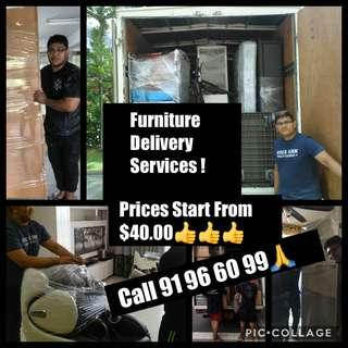 Cheap Sg Transportation/Movers/Delivery