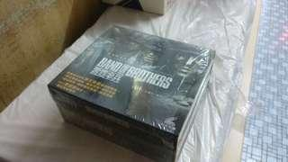 Band of brother all 1-5 中文字幕版VCD