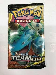 Pokemon sm9 一包
