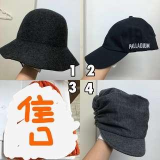 🚚 各種帽子~ 均一價$80