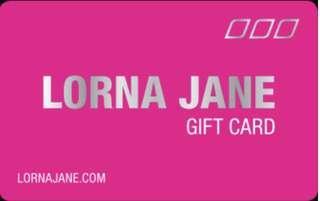 Lorna Jane voucher