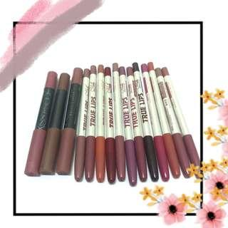 lip pencil & lip liner