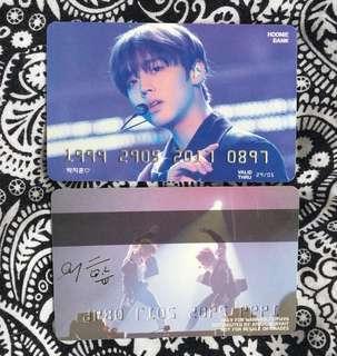 [Instock] Jihoon PVC Card