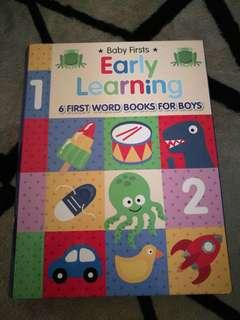 Baby Book early learning