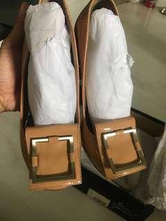 Badgley Mischka - high heels platform size 5,5 (US) worn once