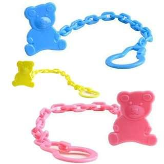 🚚 Baby Pacifier Clip (Assorted)