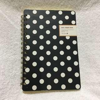 Dots & Stripes Notebook