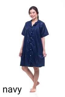 Piyama Satin Dress