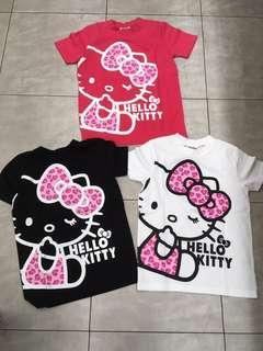 Hello Kitty Tee(日本正版)