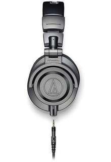 🚚 Audio Technica ATH-M50X Professional Monitor Headphones