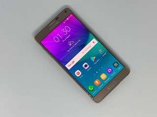 Samsung Note 4