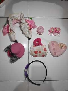Kids Accessories (Take all)