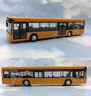 1:76 新加坡聖淘沙 MAN NL263 巴士模型 淨車無盒