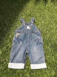 Baby Overalls (Mothercare)