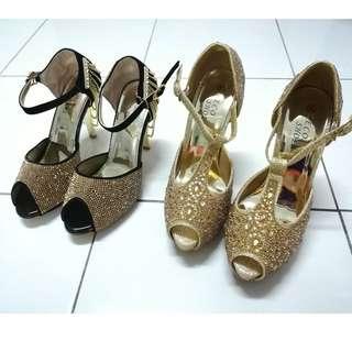 High heels (RM70 each, 2 for RM120)