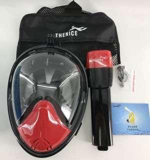 Diving Mask(foldable)