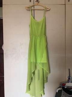 H&M Hi-Low Dress