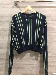 🚚 Urban Outfitters UK Striped Jumper