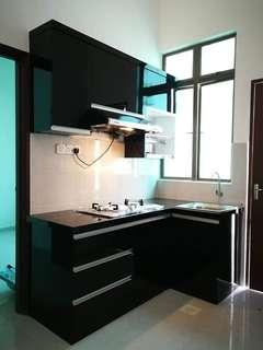 Kitchen Cabinet Johor | Simple & Affordable
