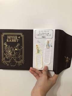 🚚 日本郵局限定 彼得兔 書套