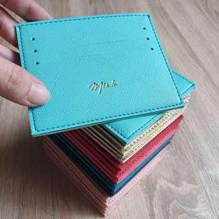 🚚 CUSTOM CARDHOLDER embossed