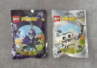 🚚 (Reserved) BN Lego Mixels
