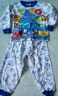 🚚 Brand new Kids tayo Pajamas