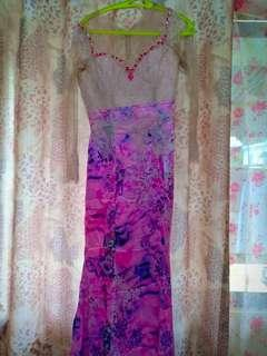 Gaun Pesta dress pesta