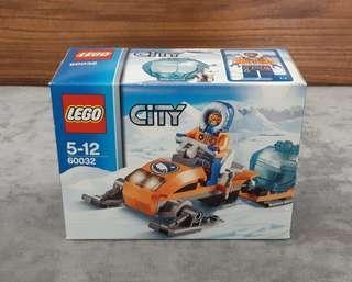 🚚 BN Lego City Arctic Snowmobile