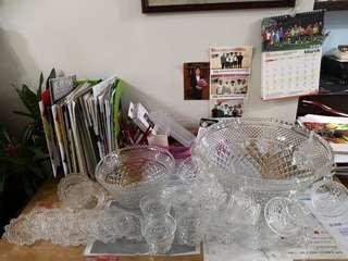 🚚 Glassware