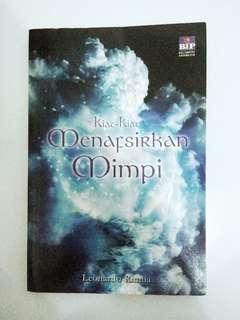 Buku MENAFSIRKAN MIMPI