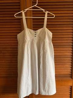 Brand New El Wood Dress in light Grey Size 14