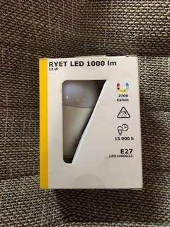Ikea Light Bulb RYET LED 1000 lm