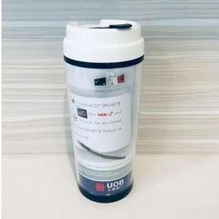 (NEW & UNUSED) Insulated Travel Tumbler 470ml (Can Customized DIY Photo)