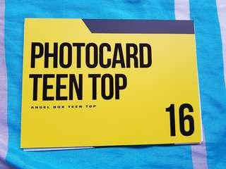 🚚 Teen Top Official Photocards