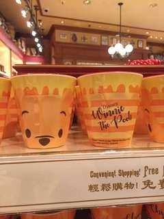 代購香港迪士尼 Winnie the Pooh 小熊維尼水杯