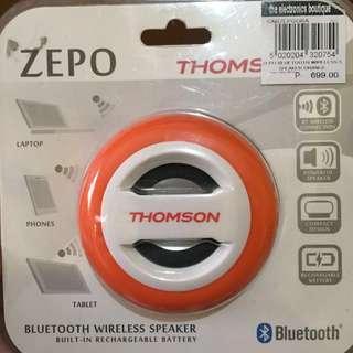 Bluetooth speaker- Thomson