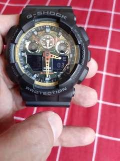 🚚 Wts  G-shock GA-100BY
