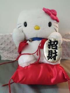 Hello Kitty 招財貓Fortune Cat