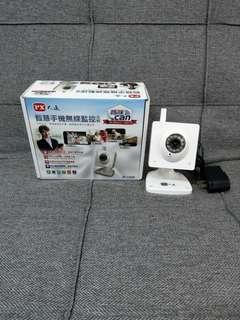 🚚 出清PX 大通 IP-1000 智慧手機無線監控系統