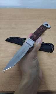 Columbia Fixed Blade With Sheath