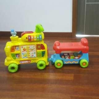 Vtech toys walker