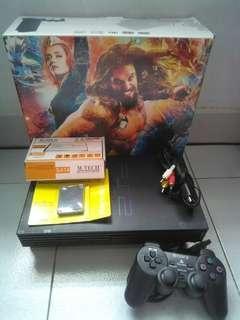 PS 2 Sony Harddisk 40 GB Matrik