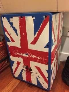 Echoslap box drum