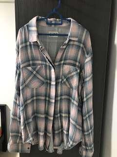 🚚 Cotton On Checkered Shirt
