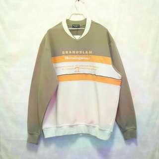 三件7折🎊 Munsingwear 企鵝牌 長T 老T 長袖 咖橘卡其 極稀有 日本製 老品 復古 古著 Vintage
