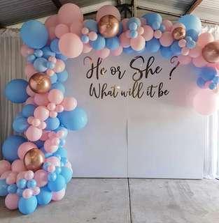 Balloon Decor Promo