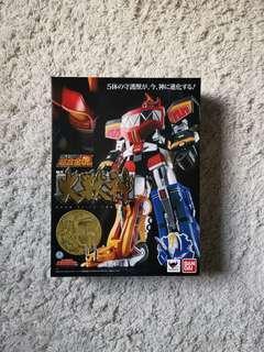 Power Rangers Soul of Chogokin GX-72 Megazord
